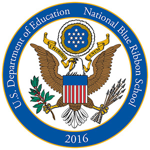 National Blue Ribbon School in 2016