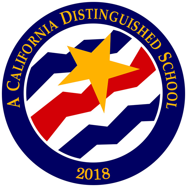 2018 California Distinguished School