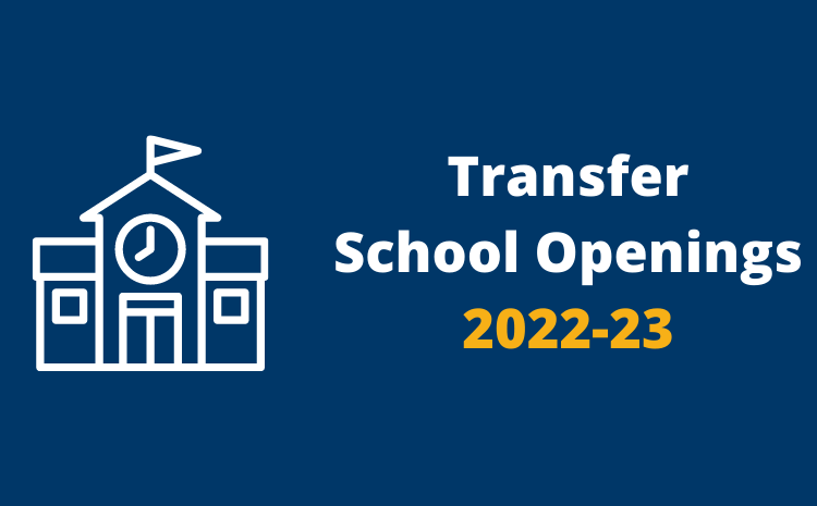 Parental Choice Transfer - School Opening