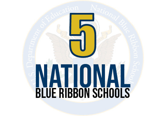 5 National Blue Ribbon Schools
