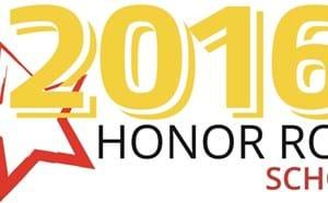 2016 Honor Roll School
