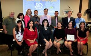Members of Garden Grove School District.