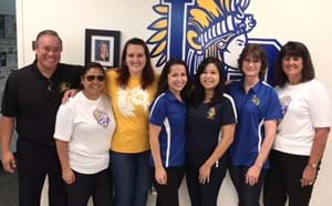 La Quinta counseling team