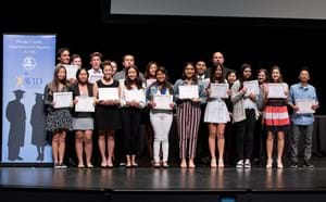 Garden Grove Unified School District AVID Students Earn Top Scholarships