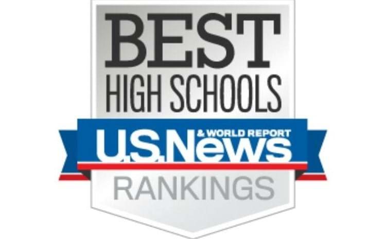 U.S. News Best High Schools Badge