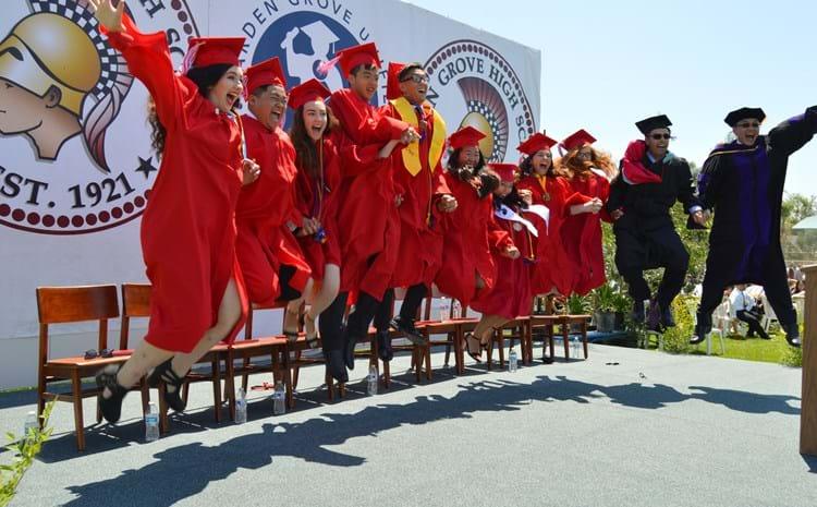 Garden Grove graduation