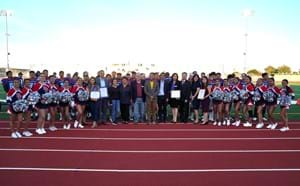 Bolsa Stadium Group Pic
