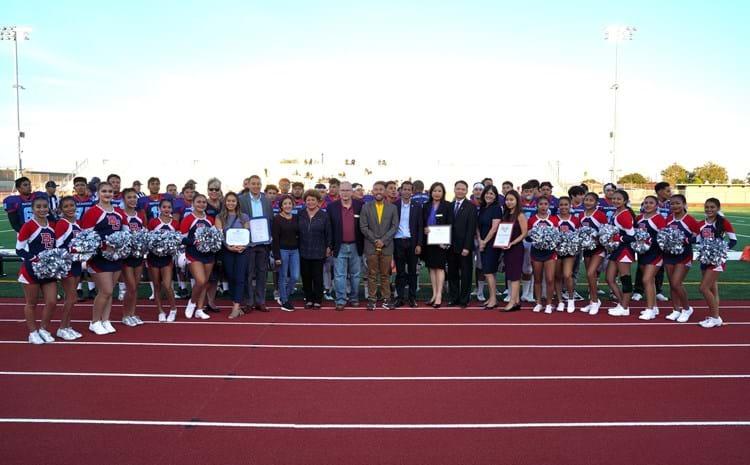 Bolsa Stadium Group Pic