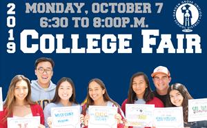 2019 College Fair