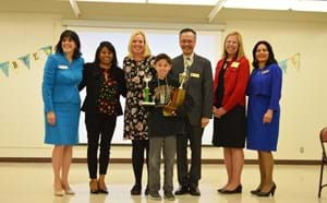 GGUSD Names Elementary School Spelling Bee Champion
