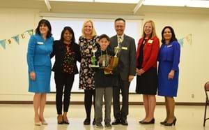 GGUSD Names Elementary School Spelling Bee Champion
