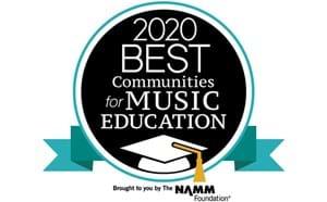NAMM Music Award Logo
