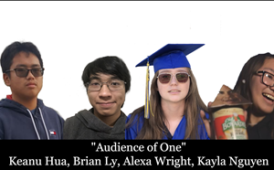 creative writing students from La Quinta