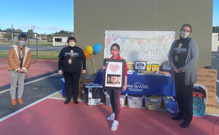 Vivian Nguyen's Make a Wish presentation