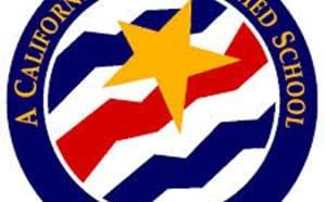 CA Distinguished School badge