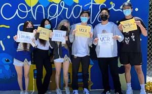 La Quinta college-bound seniors