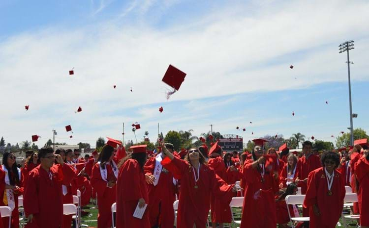 GGUSD to Host In-Person Graduation Ceremonies